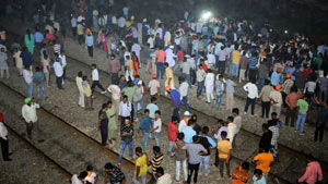 Injured robbed of belongings, even the dead werent spared after Amritsar train accident