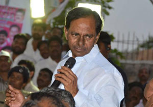 KCR On Andhra Settlers