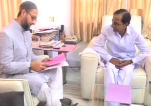 KCR Secret RelationShip with MIM