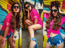 Karishma Sharma Photo Shoot