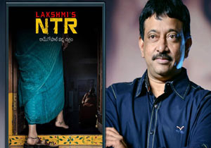 Ram Gopal Varma Shows Love Story in Lakshmis NTR