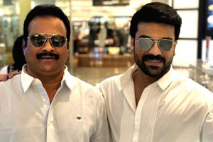 Ram charan RC12 Movie PRomotions Starts From Diwali