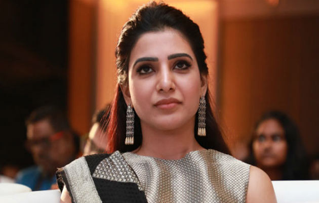 Samantha Decides To Support Chinmayi Against Vairamuthu