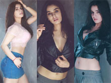 Sidhika Sharma Photo Shoot
