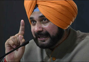 Sidhu Says He is More Comfortable in Pakistan than South India