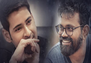Story Discussions Between Mahesh babu and Sukumar for #MB26