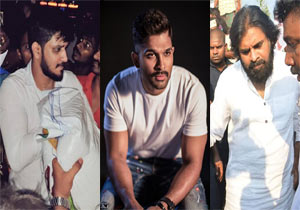 Tollywood Heroes Help Straight Away to Titli Cyclone Victims