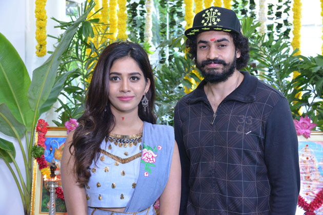 Adhe Nuvvu Adhe Nenu Movie Launch Photos