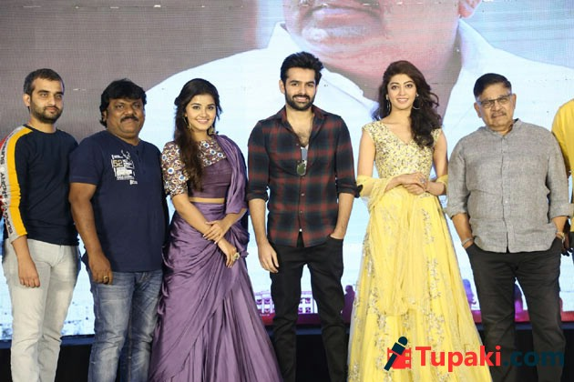Hello Guru Prema Kosame Movie Success Meet