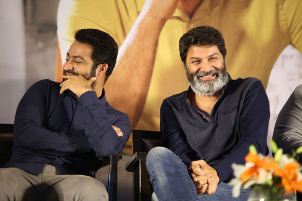 NTR Aravinda Sametha Success Meet Photos