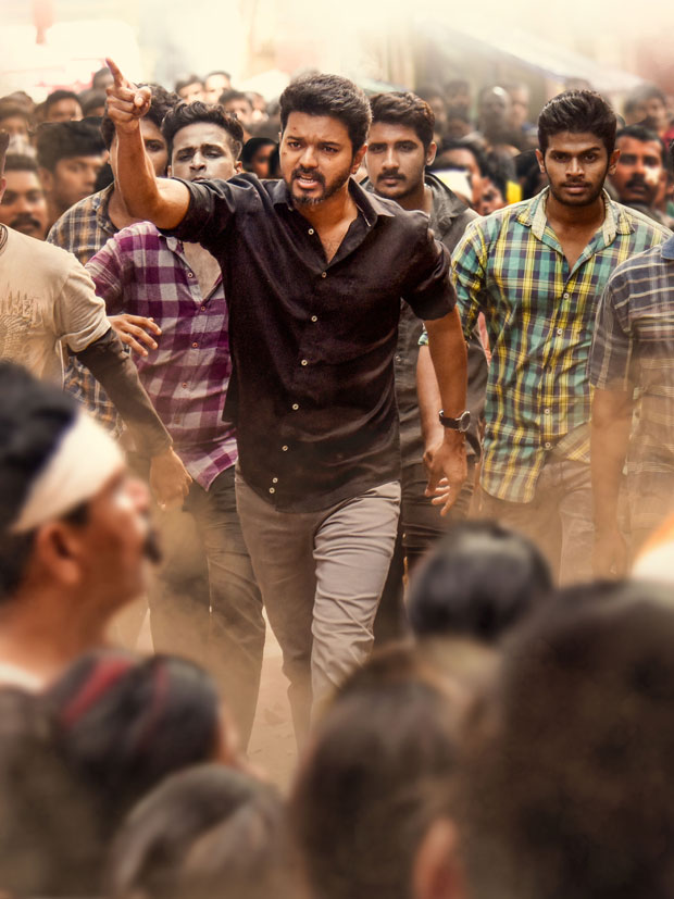 Sarkar Movie Wokring Stills