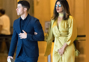 Priyanka chopra And Nick jonas royal wedding Inside Pictures featured in a magazine duo whopping am