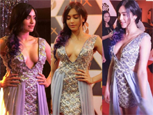 Adah Sharma At Lux Golden Awards 2018