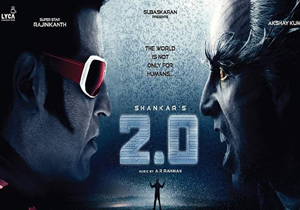 No Promotions For Robo 2.0 In telugu