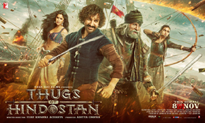Thugs Of Hindosthan Movie will Be 100 Crores Disaster
