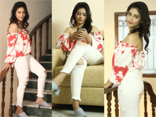 Tupaki Shot: Exclusive Priyanka Jawalkar Photos