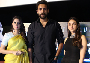 Antariksham 9000 KMPH Movie Trailer Launch