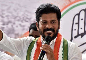 Has Congress Give MP Ticket To Revanth Reddy