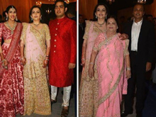Isha Ambani Anand Piramal Wedding Reception Photos