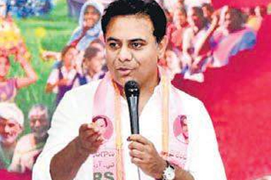 KTR Planning to Develop TRS Party in Future