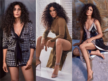 Katrina Kaif Poses for Vogue Photos