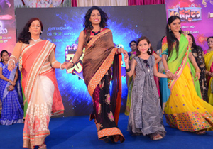 Narilokam Fashion Show at Dilsukhnagar