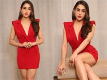 Sara Ali Khan Latest Pics