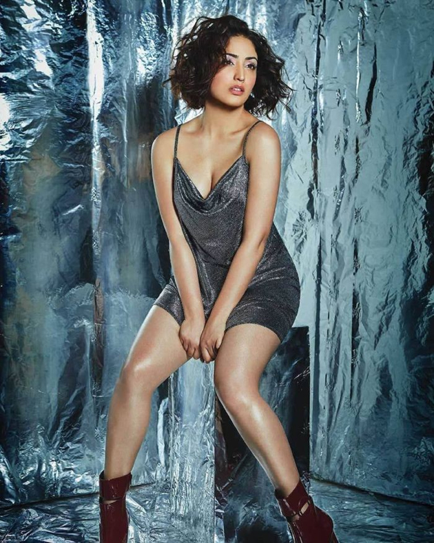 Yami Gautam Poses for FHM Magazine