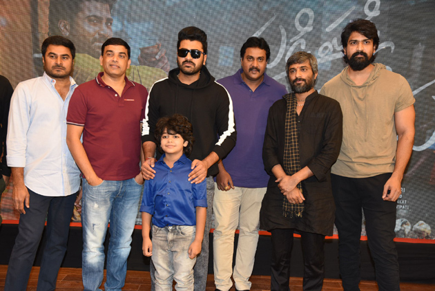 Padi Padi Leche Manasu Movie Trailer Launch Photos