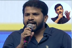 Akhil Gets Struggle From Aadhi