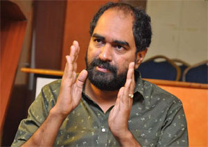 Director Krish Gets New Tension