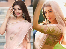 Kajal Agarwal Photo Shoot Pics