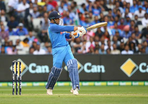 MS Dhoni The Perfect Match Finisher