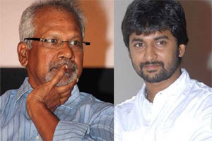 Mani Ratnam Looking For Nani For His Next Movie