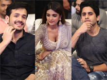 Mr Majnu Pre Release Event Photos - 01