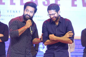 NTR Strong Bond With Akhil Director