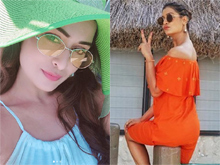 Payal Rajput Enjoying Holidays