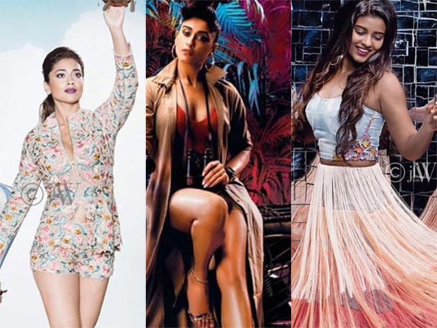 Heroines poses for JFW 2019 Calendar Photos