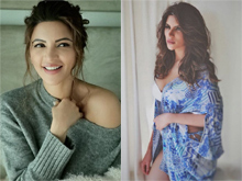Shama Sikander Photo Shoot