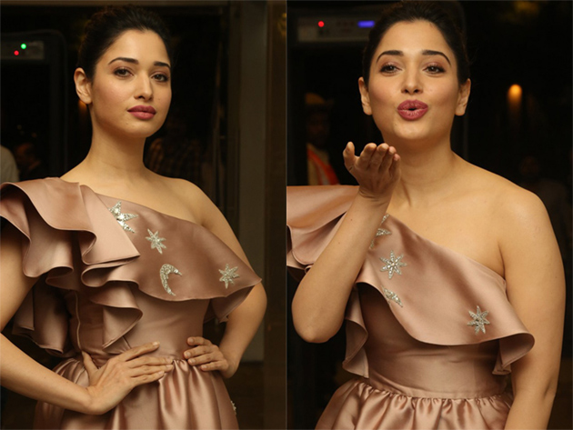 Tamanna At F2 Pre Release Event Photos