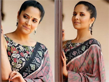 Anasuya New Photos