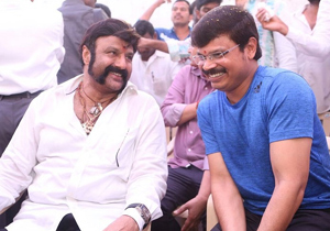 Balakrishna And Boyapati Srinu Movie Launch Date Fixed