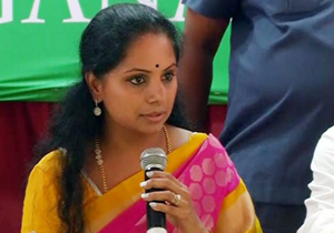 Cant Influence Dad to Include a Woman in Cabinet Says Kavitha