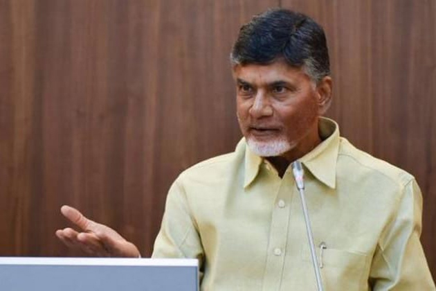 Chandrababu Naidu Comments on Jagan London Tour