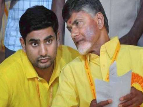 Chandrababu Naidu Not Confirm Constituency for Nara Lokesh