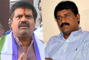 Ganta Srinivasa Rao vs Avanthi Srinivas Over Bhimili Assembly Seat