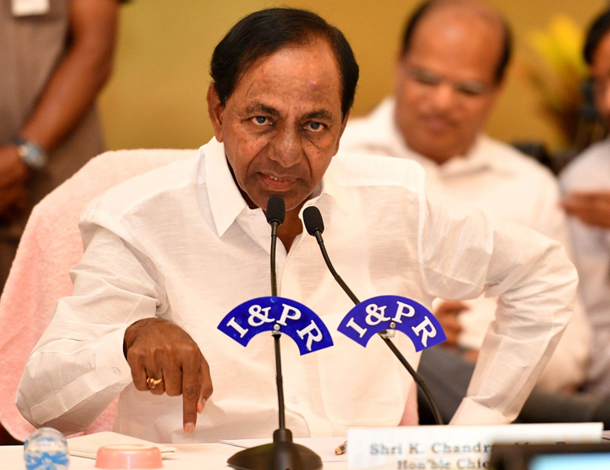 KCR Gives Suggestions to Hi Cabinet Ministers