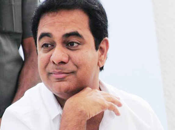 KTR Reveals Ministers over Cabinet Ministries