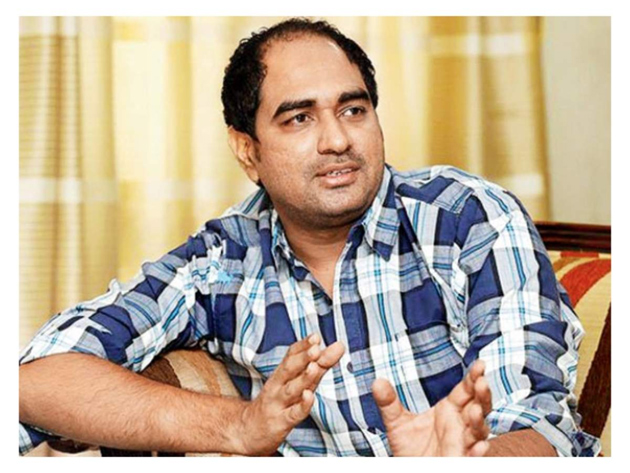 Krish on Manikarnika Movie