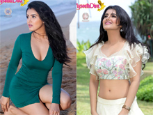 Malvika Sharma poses for My South Diva Calendar 2019